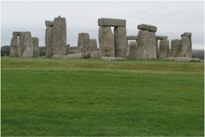 Stonehenge by KRSdeviations