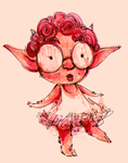 baby faun by suicunedragon