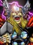 Zombie Thor_Color by BigRob1031