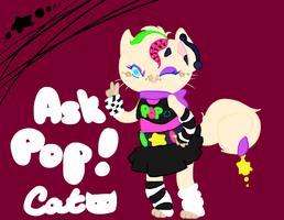 Ask pop cat! by Ask-The-Musicats