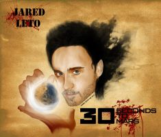 Jared Leto by 25clad35