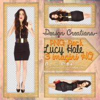 Lucy Hale by DesignCreationsOffi