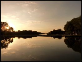 .My Royal Sunset 02 by fabriloddo