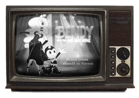 TV show Bendy and the ink machine by eliana55226838