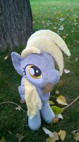 Derpy Hooves plush (sold) by Zombies8MyWaffle