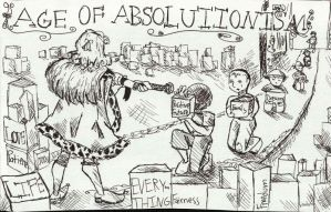 Age of Absolutionism by Artizluv