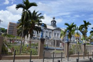 City Hall of FORT DE FRANCE by A1Z2E3R
