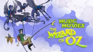 Music Movies- The Wizard of Oz by Namingway