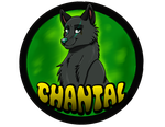 Chantal Badge by ela-moon
