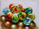 Marbles by veracauwenberghs