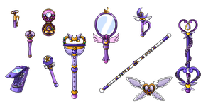 Purity's Weapons colored by nads6969