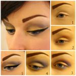 Step by Step Holiday Eyeshadow by Anesthetic-X
