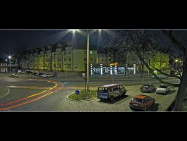 Crossing Pano by knechtrootrecht