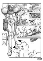 SSB Melee Moments ANF-pg1 by Rachet777