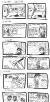 Hourlies:  26th of January. by taeshilh