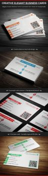 Elegant Creative Business Cards by madebygb