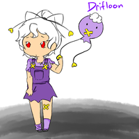 Drifloon by american-pants