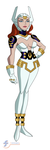 Wonder Woman - JL: Gods and Monsters by JTSEntertainment
