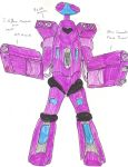 1 DELTA DECEPTION Neanderthal Mecha by Godzilla713
