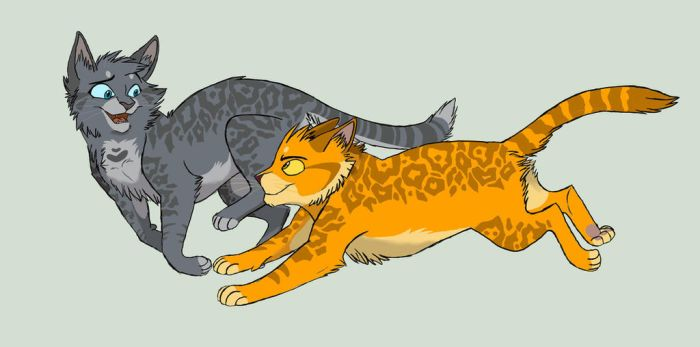 Runnin' With You - CxL by Graystripe64