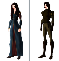 Disney and Game of Thrones universe: Snow White by FIREARROW1