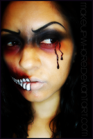 THE DARKNESS INSIDE by MaKEuPWHoRE