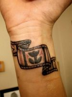 Film Strip Tattoo by sarabil1