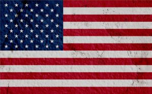 American Flag Wallpaper by Cre8ivMynd
