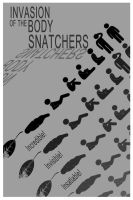 Invasion of the Body Snatchers poster by DarioPC17