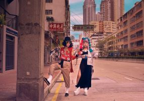 Street Fighters by hakanphotography