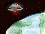 UFO by theaven