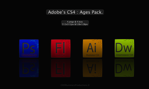 -Adobe's CS4: Ages Pack- by Hemingway81