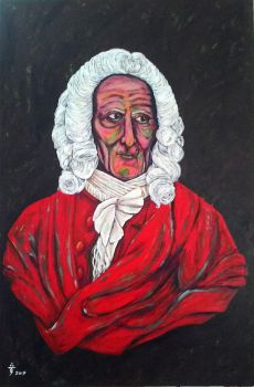 Jean-Philippe Rameau by zoharglait