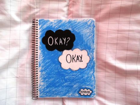 The Fault in our stars Notebook by Hicvart