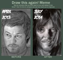 Draw this again by Steve-Nice
