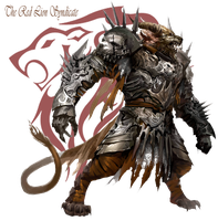 Charr GW2 Avatar by Nightseye