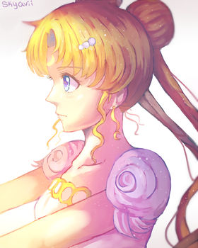 Princess Serenity by Skyavii
