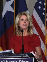 Wendy Davis, for Texas Public Education by Phostructor