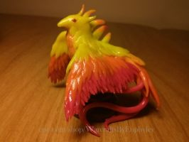 Ashes of Al'ar (Phoenix) Figurine by Euphyley