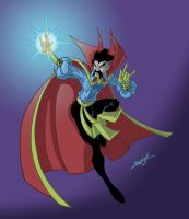 doc strange by natelovett