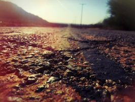 Road Work Ahead by ThaleCompany