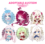 [CLOSED] Adoptable Auction by GreenMocha
