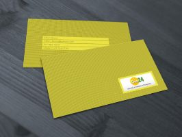 One24 Business Cards by benbate