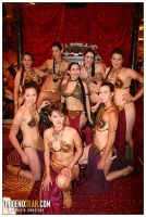 DC: Slave Leia Shoot 2005 by Phoenixtear