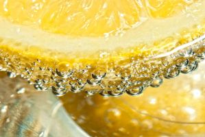 lemon bubbles III. by msaxoria
