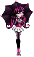 Monster High - Draculaura! by Ashleykat