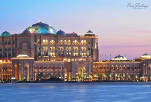 Emirates Palace by pure-feelings