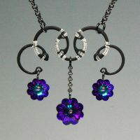 Cold Fusion v6 Pendant- SOLD by YouniquelyChic