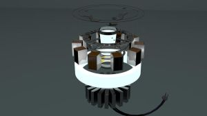 Arc Reactor Exploded view by Deviantapplestudios