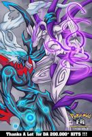 PB02 - Mewtwo FR VS Darkrai FR by Pokemon-FR